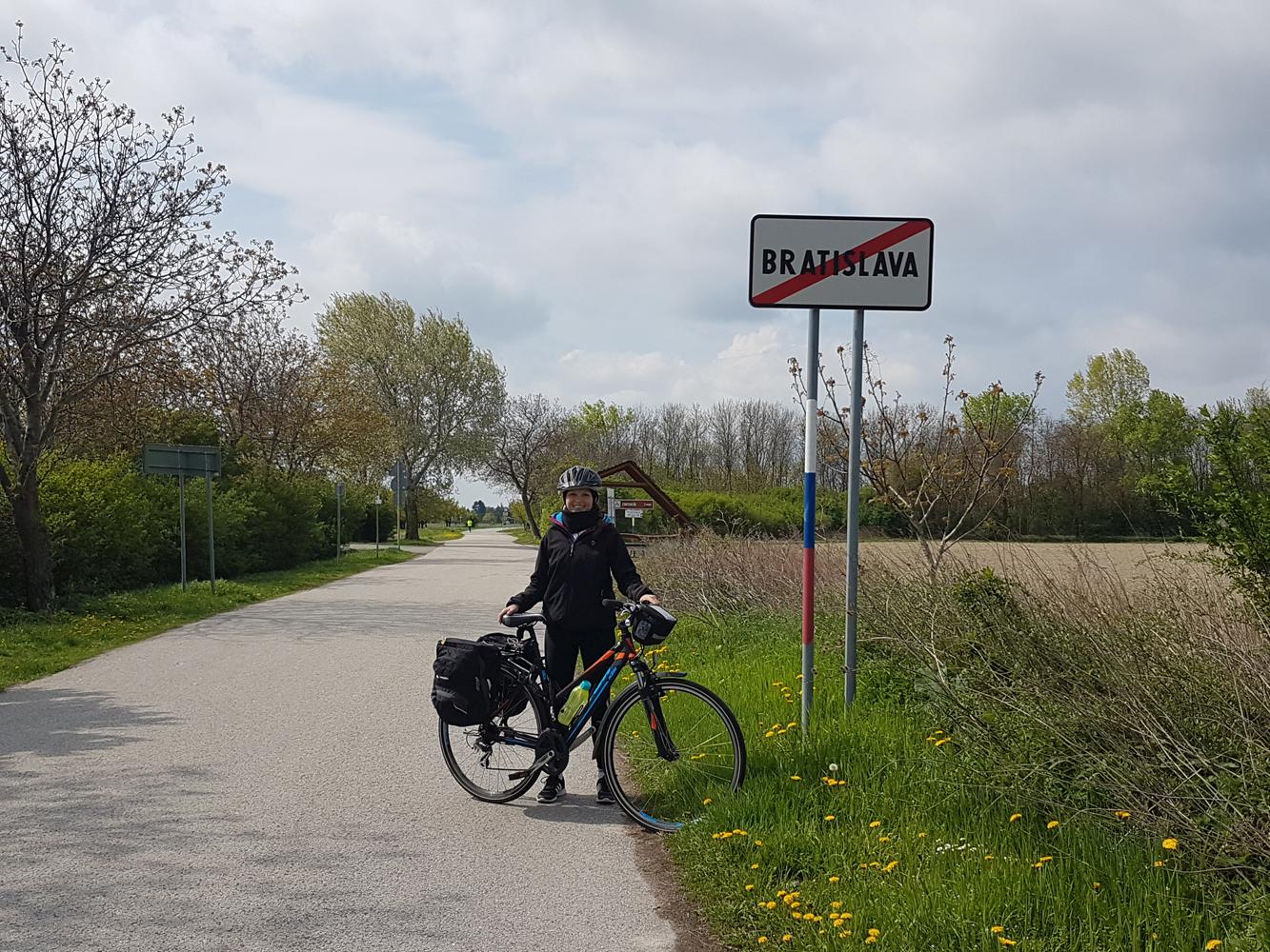 Von Bratislava zum Neusiedler See