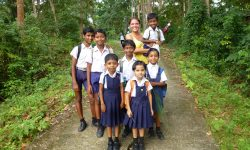 Christinas Reise _ Indien